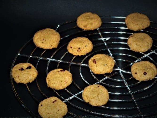 Arašídové cookies