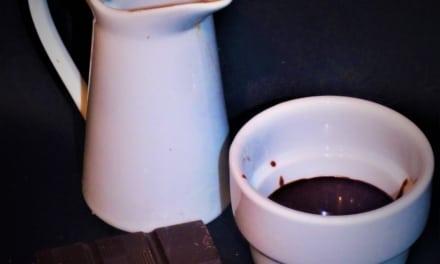 Čokoládová omáčka