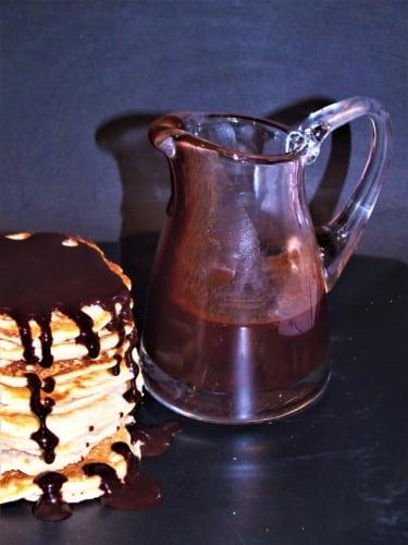 Čokoládový toping