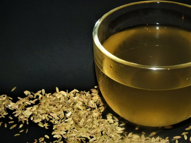 Fenyklový čaj