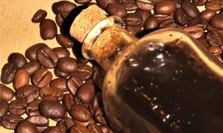 Kávový olej