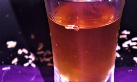 Levandulová vodka