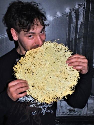 Mega sýrový chips