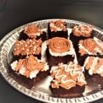 Řepové brownies bez lepku