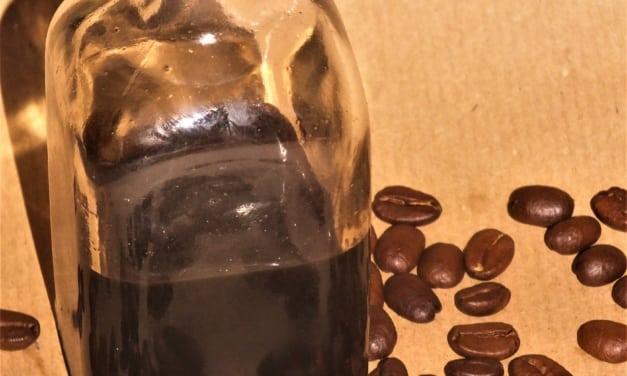Rychlý kávový extrakt