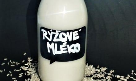 Rýžové mléko