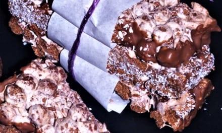 Tyčinky ze snídaňových cereálií