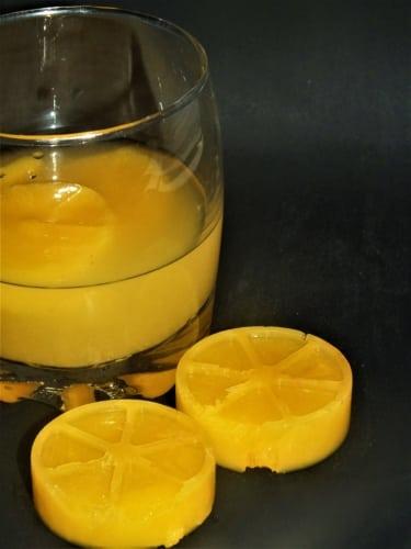 Vodka s džusem- letní verze