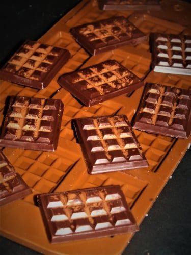Čokoládová poleva v kostce