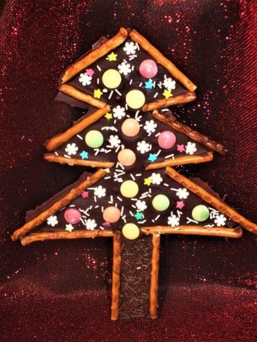 Čokoládový stromeček
