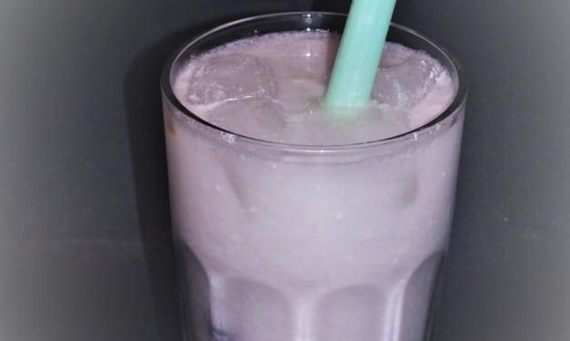 Kokosový bubble tea