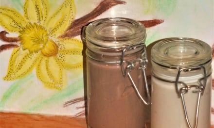 Vanilkový lipánek