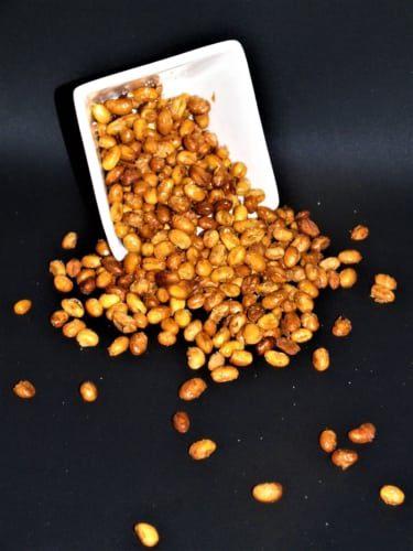 Oříšky ze sójových bobů