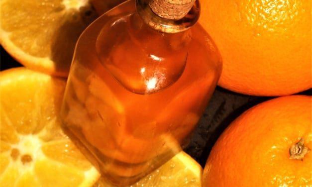 Pomerančový olej