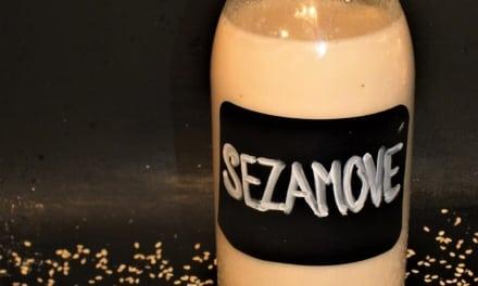 Sezamové mléko