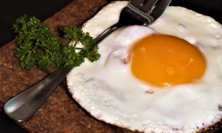 Šunkové vejce
