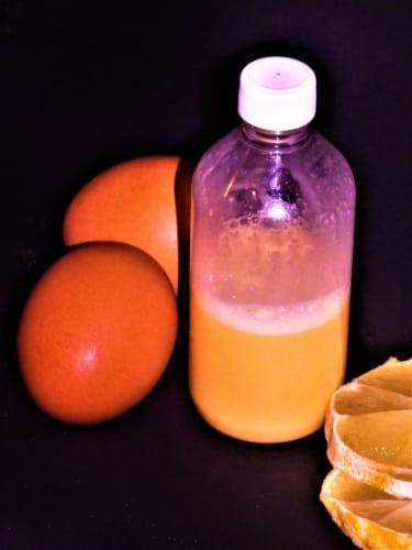 Vaječný šampón