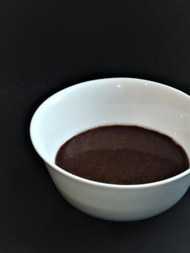 Čokoládový pudink