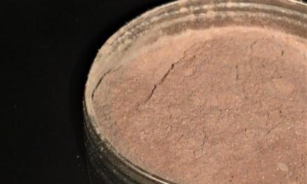 Kaolinová pleťová maska s kakaem