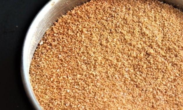 Kokosový práškový cukr
