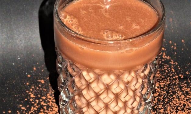 Ledová čokoláda (nápoj)