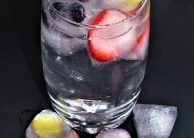 Ovocný led