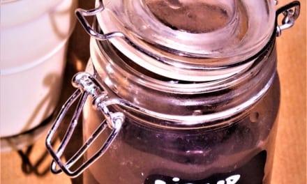 Sirup na přípravu kakaa