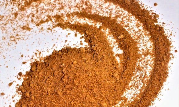 Skořicový cukr z třtinového cukru