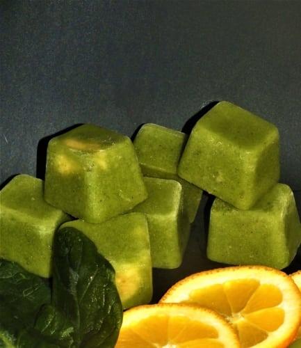 Zelené smoothie v kostce