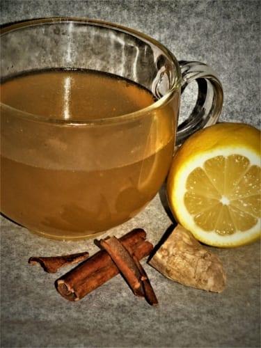 Chřipkový čaj