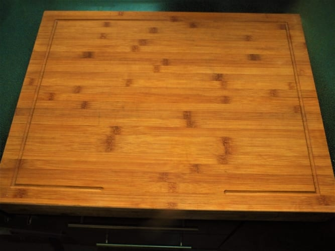 Jak vyčistit prkénka ze dřeva
