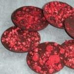 Čokoláda s mrazem sušenými malinami