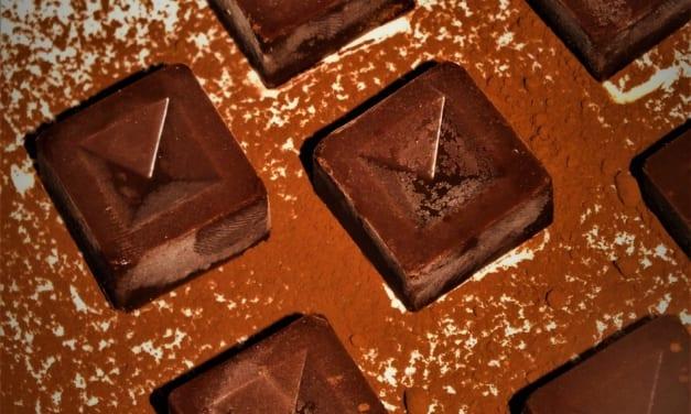 Čokoládové máslo