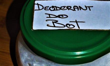 Deodorant do bot