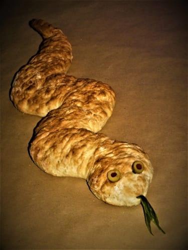 Hadí bageta