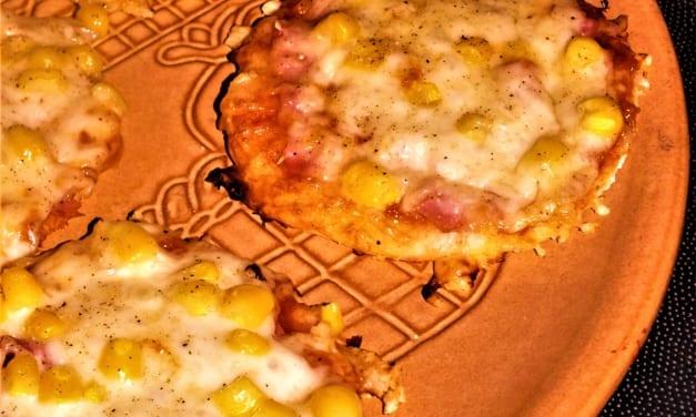 Mini pizzy