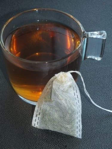 Mátový čaj ze sušené máty