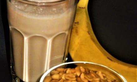 Proteinové snídaňové smoothie