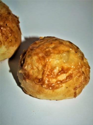 Sýrové žemle