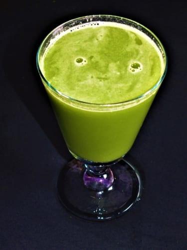 Zelený džus