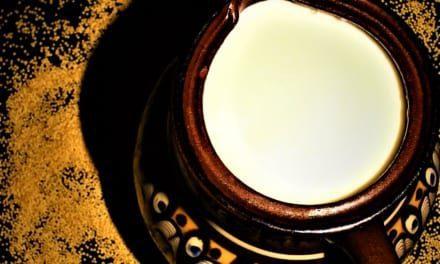 Amarantové mléko