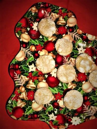 Citrónové sušenky