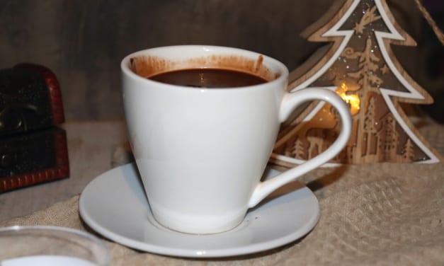 Horká perníková čokoláda