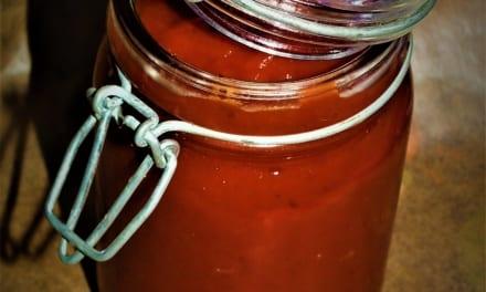 Kečup hotový za 5 minut