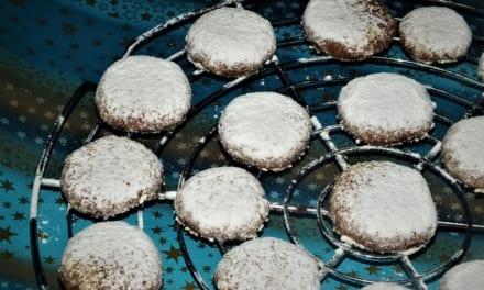 Kořeněné sušenky