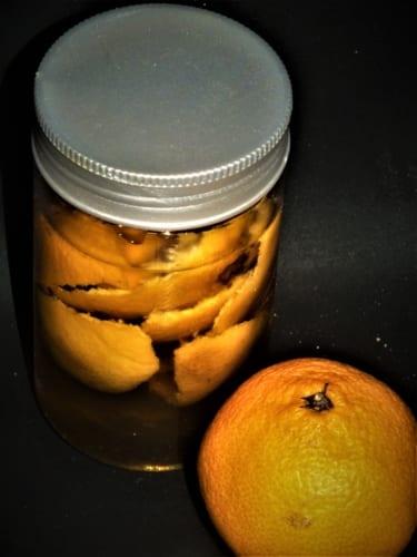 Mandarinkový ocet