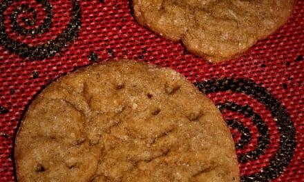 Spekulky – kořeněné sušenky