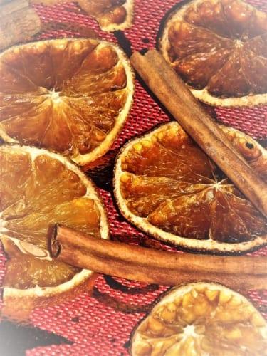 Sušené pomeranče