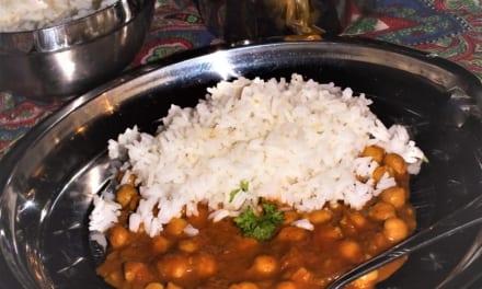 indická Tikka masala pro vegany