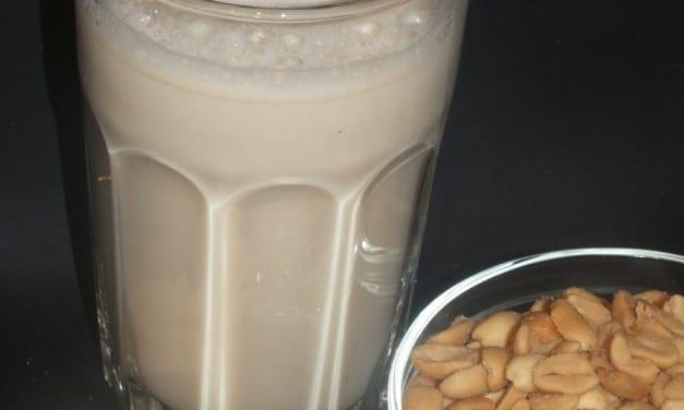 Snídaňový proteinový koktejl pro vegany